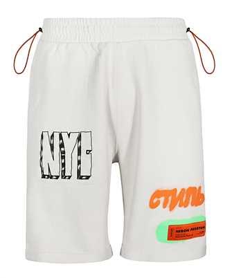 Heron Preston HMCI004S20896008 CTNMB SPRAY Shorts