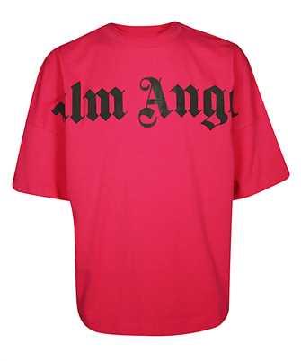 Palm Angels PMAA002R20413001 FRONT LOGO T-shirt