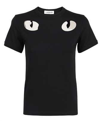 Lanvin RW TS0007 J095 A21 CAT APPLIED T-shirt