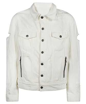 Balmain TH08030Z634 DESTROY DENIM Jacke