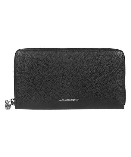 Alexander Mcqueen 509674 BPT0G ZIP AROUND Wallet