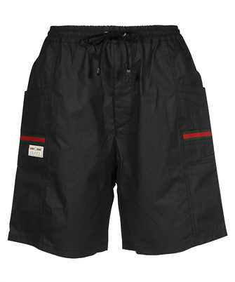 Gucci 604172 XDBCH COATED COTTON Shorts