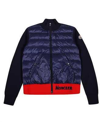 Moncler 9B500.20 C9026## Boy's knit
