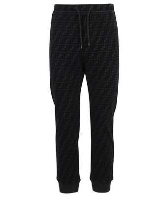 Fendi FB0461 AFRJ FF PIQUET PRINT Trousers