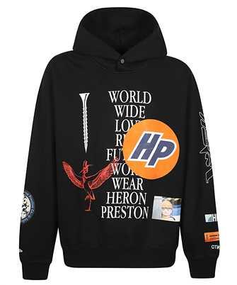 Heron Preston HMBB011F20JER001 COLLAGE Felpa