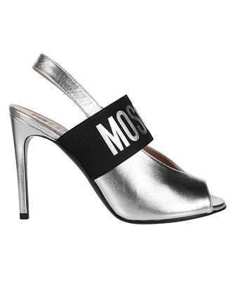 Moschino MA1601AC1AMC ELASTIC BAND Sandals