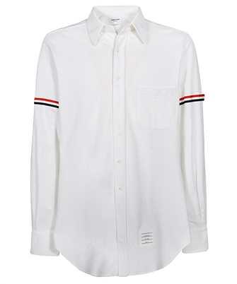 Thom Browne MWL150E-00050 SLEEVE BAND Shirt
