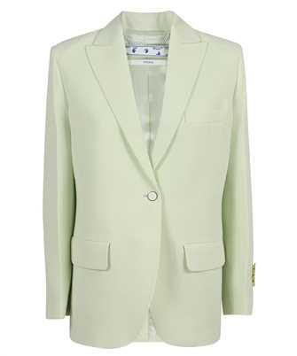 Off-White OWEF064S21FAB003 CADY FLUID TOMBOY Jacket