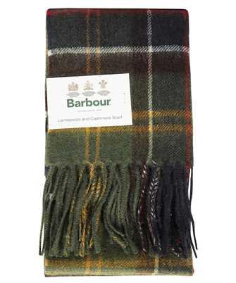Barbour USC0002TN11 MERINO CASHMERE TARTAN Scarf