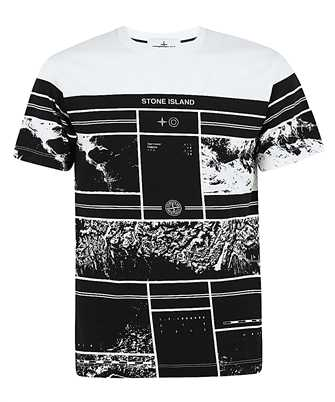 Stone Island 2NS86 MURAL PART 2 T-shirt