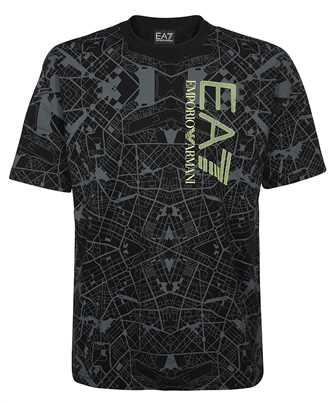 EA7 3KPT20 PJB1Z REGULAR-FIT T-shirt