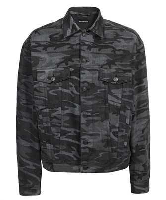 Balenciaga 620731 TJW55 LARGE FIT Jacket