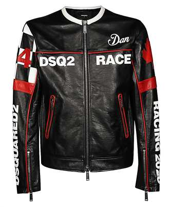 Dsquared2 S74AM1005 SY1443 RACE TRACK Jacket