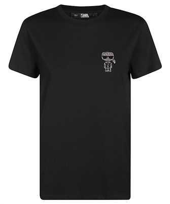 Karl Lagerfeld 206W1713 IKONIK T-shirt