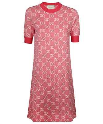 Gucci 629464 XKBHQ GG Dress