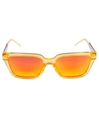 Gucci 663763 J1691 RECTANGULAR-FRAME Occhiali da sole