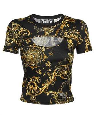 Versace Jeans Couture 71HAH604 JS015 BAROQUE BIJOUX T-shirt