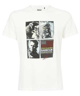 Barbour MTS0866WH32 B.INTL MULTI STEVE T-shirt