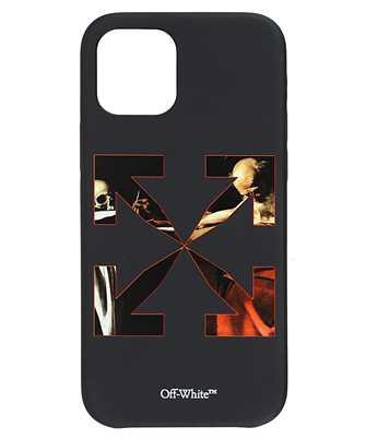 Off-White OMPA026R21PLA001 CARAVAGGIO iPhone 12 PRO/MAX cover