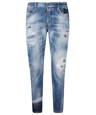 Dsquared2 S74LB0853 S30342 TIDY BIKER Jeans