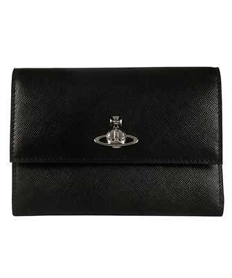 Vivienne Westwood 51040037 40187-LA PIMLICO CREDIT CARD Wallet