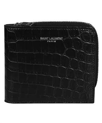 Saint Laurent 556268 DZEDE ZIPPERED E/W Wallet