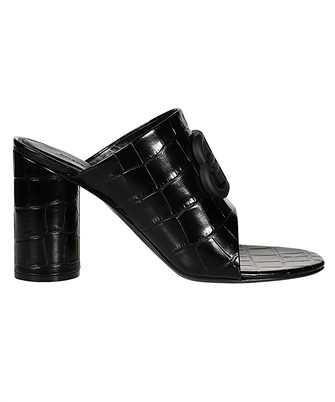 Balenciaga 604066 WA9D4 OVAL BB Sandals