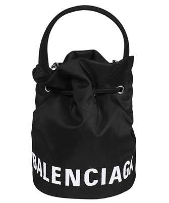 Balenciaga 619458 H854N WHEEL DRAWST BUCK XS Bag