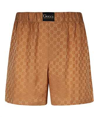 Gucci 631681 XJCUD GG SILK CREPE Shorts