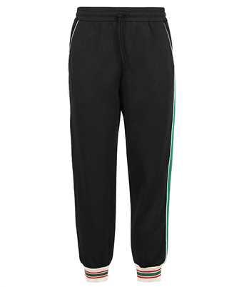Gucci 663569 XJDE9 GG JACQUARD JERSEY JOGGING Trousers