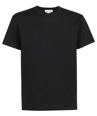 Alexander McQueen 666626 QRZ7B GRAFFITI PRINT OVER T-shirt