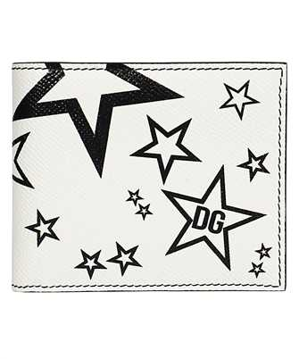 Dolce & Gabbana BP1321-AK443 STAR Wallet