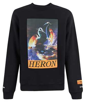 Heron Preston HMBA014F20JER005 HERON TIMES Sweatshirt