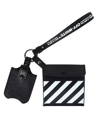 Off-White OMZG053R21LEA001 LEATHER MULTI-FUNCTIONAL Tasche