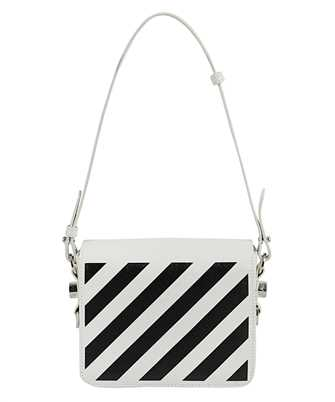 Off-White OWNA011F20LEA004 DIAG FLAP Bag
