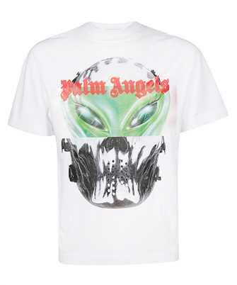 Palm Angels PMAA001E19413010 ALIEN TEE T-shirt