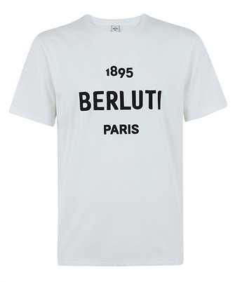 BERLUTI R18JRS50 003 LOGO T-shirt