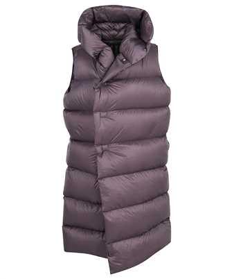 Rick Owens RP02A7914 NZD3 SLEEVELESS Coat