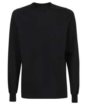 Rick Owens RU02A5277 BA SHORT CREWNECK T-shirt