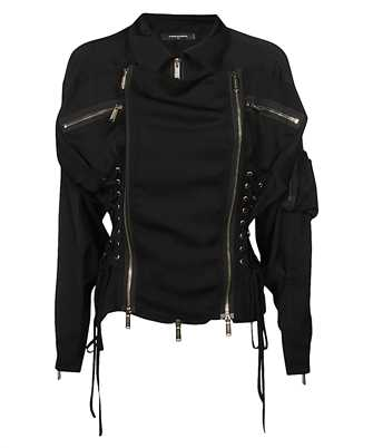 Dsquared2 S72AM0829 S52810 LACED BOMBER Jacket