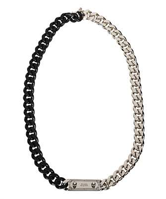 Alexander McQueen 599976 J160K IDENTITY Necklace