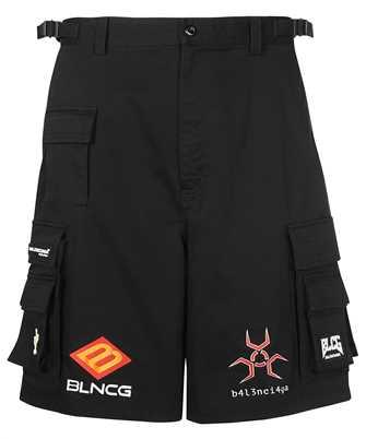 Balenciaga 663074 TKP04 GAMER Shorts