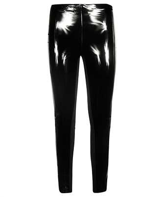 Karl Lagerfeld 96KW1001 FAUX PATENT Trousers