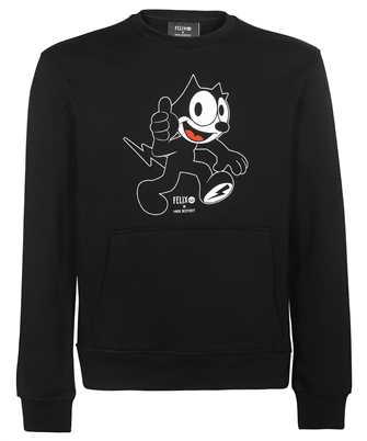 Neil Barrett BJS030A R558S FELIX THE CAT 02 T-shirt