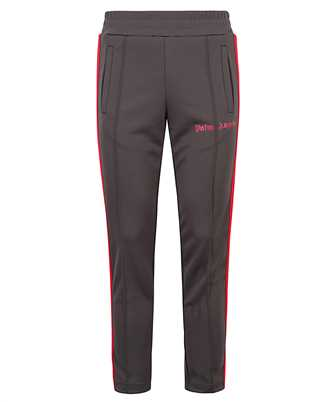 Palm Angels PMCA023R21FAB001 COLLEGE SLIM TRACK Trousers