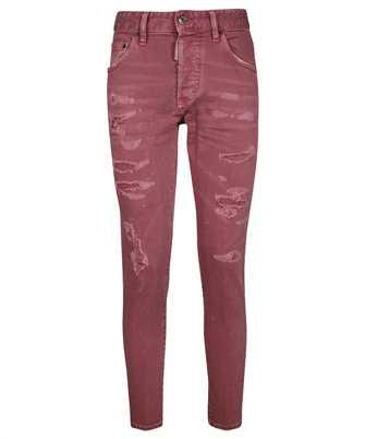 Dsquared2 S72LB0402 S30733 SKINNY DAN Jeans