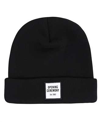 Opening Ceremony YMLC001F20KNI001 LOGO PATCH Cappello