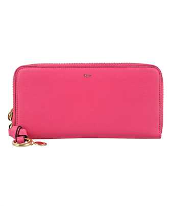 Chloé CHC16AP706H1Z LONG ZIPPED Wallet
