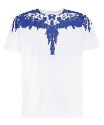 Marcelo Burlon CMAA018F21JER005 TEMPERA WINGS REGULAR T-Shirt