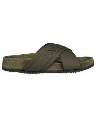 Tom Ford J1299T LCL064 LEATHER WICKLOW Slides